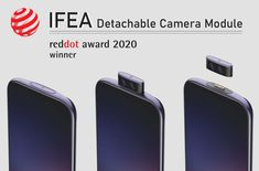 Wireless Camera, Smartphone, Patent Filing, Utility Patent, Flexible Display, Latest Gadgets, Cool Technology, Electronic Devices