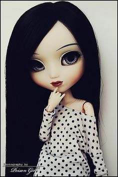 Poison Girl Pullip Dolls | Shannon - Pullip Cinciallegra by -Poison Girl-
