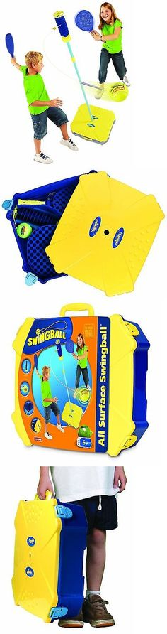Tetherball 159080: All Surface Swingball With Tether - Portable Tetherball Set -> BUY IT NOW ONLY: $61.85 on eBay!