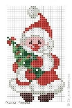 Thrilling Designing Your Own Cross Stitch Embroidery Patterns Ideas. Exhilarating Designing Your Own Cross Stitch Embroidery Patterns Ideas. Santa Cross Stitch, Cross Stitch Cards, Cross Stitching, Cross Stitch Embroidery, Hand Embroidery, Cross Stitch Christmas Ornaments, Christmas Embroidery, Christmas Cross, Christmas Patterns