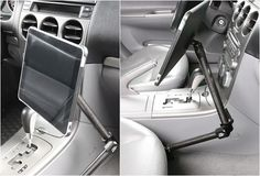 VALET CAR SEAT IPAD MOUNT