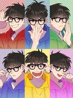 Read Con quien saldras mas from the story Zodiaco Osomatsu-San by Moon_black_light (Pudin ) with reads. Manga Anime, All Anime, Anime Art, Dark Anime Guys, Girls Anime, Osomatsu San Doujinshi, Anime Group, Fanart, Ichimatsu