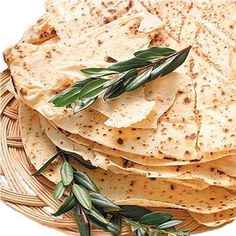 Flatbread is thin and, in many instances, made without yeast. Many cultures have their own version and it was probably one of the earliest bread products ever made. Some of the oldest examples of f…