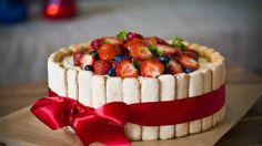 Торт на день рождения ребёнку