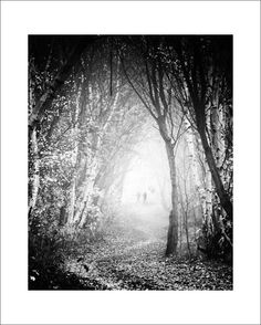 Black and White Landscape Fine Art Photography by GARFORTHPHOTO, £35.00