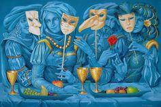Moonlight Masquerade by kowelvain.deviantart.com on @deviantART