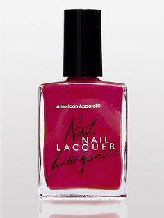 Rouge American Apparel $6