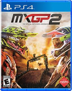 MXGP2  PlayStation 4 ** For more information, visit image link. Note:It is Affiliate Link to Amazon.