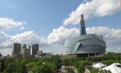 Free Admission To Canadian Museum of Human Rights on December 10