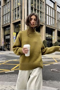 How To Look Classy, Look Cool, Winter Fits, Stylish Dresses, Fashion Outfits, Womens Fashion, Sweater Weather, Streetwear Fashion, Autumn Winter Fashion
