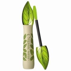 Organic mascara...trying it out....Ill let you know how it works! health