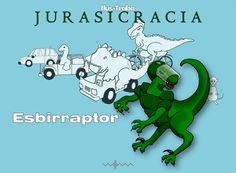 Jurasicracia: Esbirraptor by Mediqiam on deviantART