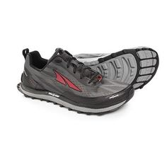 d747aa03914 Altra Men s Superior 3.5 Trail-Running Shoes Black Red 11.5 Black Running  Shoes