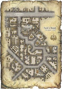 Fark's Road illusion city streets
