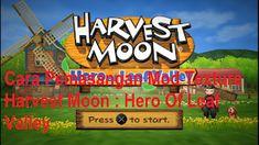 Cara Pemasangan Mod Texture Harvest Moon : Hero Of Leaf Valley Harvest Moon, Hero, Leaves, Texture, Game, Surface Finish, Gaming, Toy, Games
