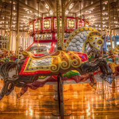 Jantzen Beach Carousel