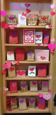 Librarian on Display: February: Blind Date With A Book