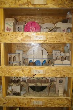 Image and design is from: Pravandi Hamster Interior Design: www.phid.mfbiz.com/ No copyright infringement intended, just awesome ideas for hamster stuff.
