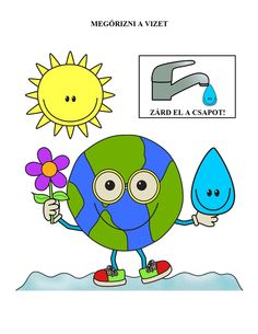 Planet Crafts, Water Day, School Clipart, Motor Activities, Activity Games, Earth Day, Childhood Education, Pre School, Planets