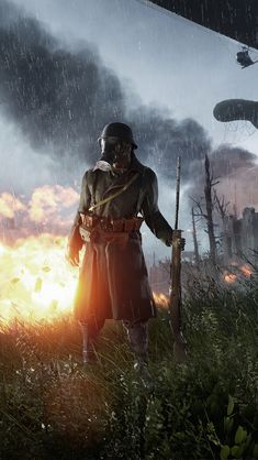 Thought you guys would like this one Battlefield 1, Rogue One Star Wars, Electronic Arts, Fallout Art, German Soldiers Ww2, Modelos 3d, Military Pictures, War Photography, World War One