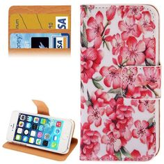 Cherry Blossom Leather Wallet iPhone 6 & Case comes with a Free Screen Protector, Free Splash Resistant Beach Bag and Free Delivery in Australia Cherry Blossom, Leather Wallet, Iphone 6, Phone Cases, Cherry Blossoms, Leather Wallets