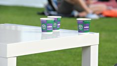 A day at Wimbledon with Lavazza -  coffee and tennis buzz!