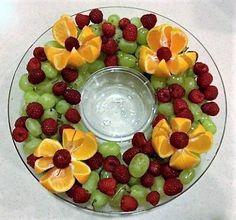 Fruit Appetizers, Appetizers For Kids, Fruit Snacks, Fruit Recipes, Healthy Snacks, Fun Fruit, Fruit Ideas, Fruit Party, Food Ideas