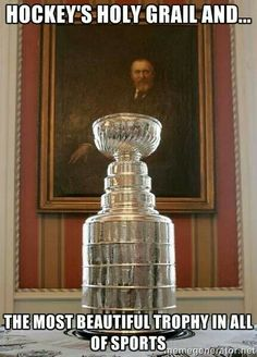 Lord Frederick Stanley and his Cup Rangers Hockey, Blackhawks Hockey, Hockey Teams, Chicago Blackhawks, Hockey Players, Sports Teams, Kings Hockey, Hockey Rules, Hockey Mom