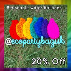 Eco party ideas. Party favours for kids