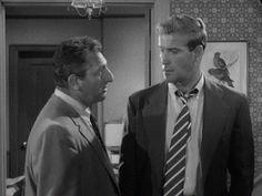 Alfred Hitchcock Presents: Season 3, Episode 28 Lamb to the Slaughter (13 Apr. 1958)  Harold J. Stone , Lieutenant Jack Noonan,  Ken Clark , Mike - Policeman assistant ,
