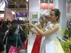 a irreverência da Inoar na Beauty Fair 2012!