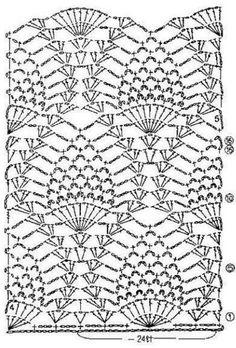 Fabulous Crochet a Little Black Crochet Dress Ideas. Georgeous Crochet a Little Black Crochet Dress Ideas. Filet Crochet, Crochet Motifs, Crochet Diagram, Crochet Chart, Crochet Doilies, Crochet Lace, Crochet Flowers, Crochet Ideas, Pineapple Crochet