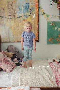 How to Get the Look: Bohemian-Style Kids Bedroom