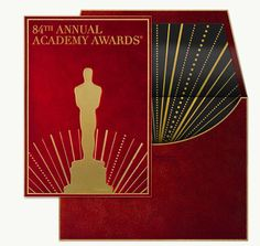 If It's Hip, It's Here: And The Oscar Goes To... Nine Awesome (and Official) Academy Award Evites!