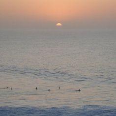 Sunrise at Bell's Beach a couple of weeks ago  #sunrise #surf #ocean #waves #roadtrip #bellsbeach by alexkeymer http://ift.tt/1KnoFsa