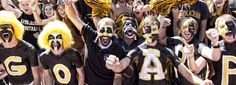 """I saw """"Go App"""" and immediately had to repin for my school! Appalachian State"""