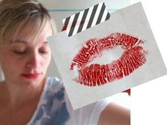 Roadtesting red lipstick - my new favorite thing