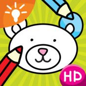 AppIcon of Coloring Smart Educational Game for Kids