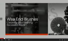 BRM Wire End Brushes - Made in America  #madeinamerica #madeinusa https://www.youtube.com/watch?v=gm624K5y79k&list=UUy92lxupFl0O7o0ZWNvazvg