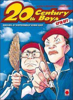 Le Bouquinovore: 20th Century Boys - Spin Off, Naoki Urasawa