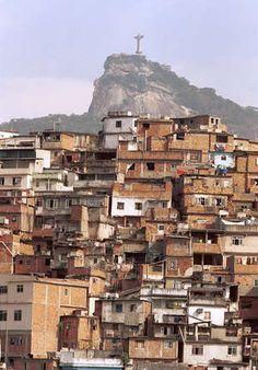 Image result for rio de janeiro favela