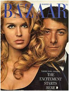 Harper's Bazaar November 1968 - Dustin Hoffman