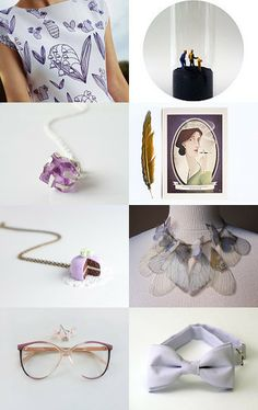 Chasing lilies of the valley and butterflies by paola on Etsy--Pinned with TreasuryPin.com