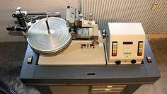 Neumann VMS 70 Cutting Lathe | eBay