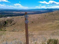 Green mountain loop; hayden green mountain park; 7mi loop