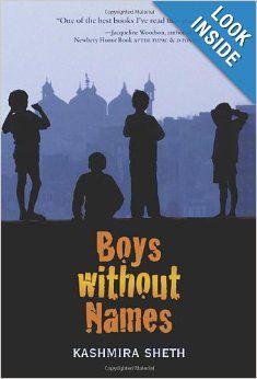 Boys without Names: Kashmira Sheth: 9780061857621: Amazon.com: Books