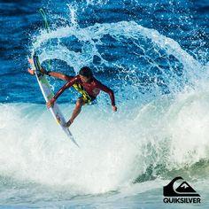 Momentos que nos hacen sentir vivos. #Quiksilver #colombia #picture #surf