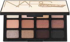 NARSissist Loaded Eyeshadow Palette, new for spring 2017