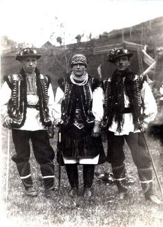 hutsuls -- i don't know the year... gorgeous.