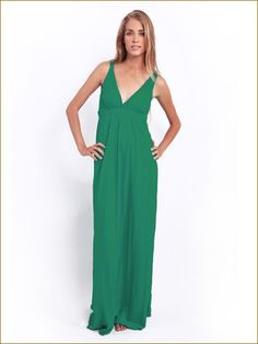 @Gypsy05 Summer Maxi dress. Looks great with wedges!